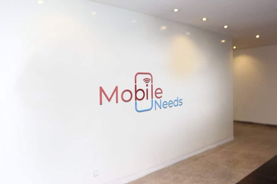 """Intrarea #201 pentru concursul """"Logo Design (Mobile Needs)"""""""
