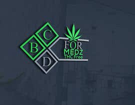 #79 za Logo Design for cbd company CBD For Meds od rafiqul0273