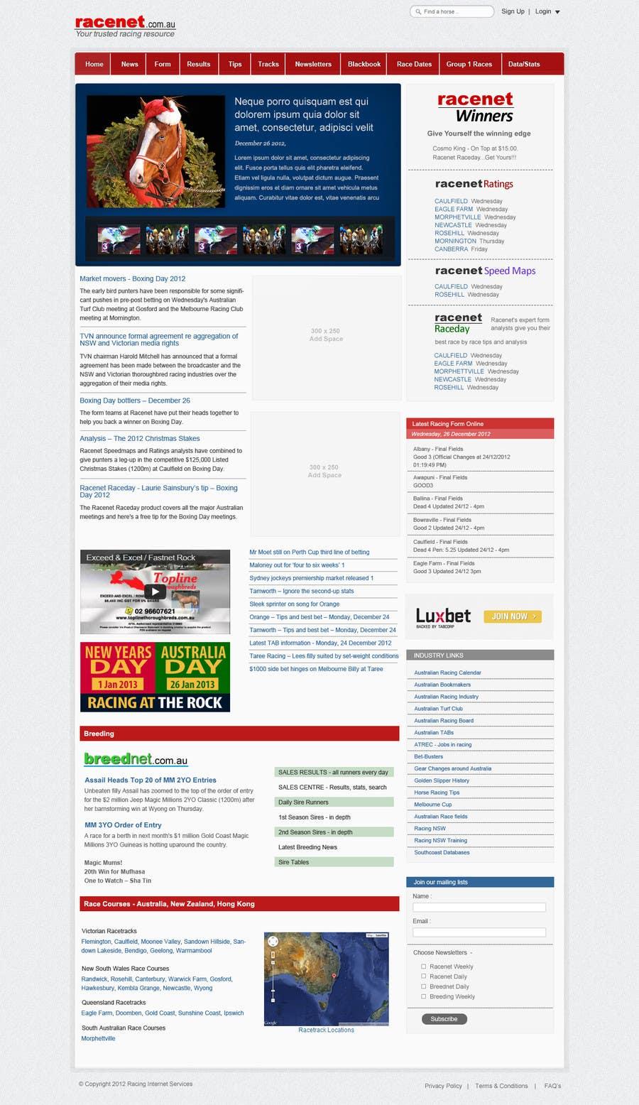 Inscrição nº                                         16                                      do Concurso para                                         Website Design