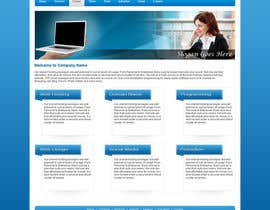 #7 para Website Design por gravitygraphics7