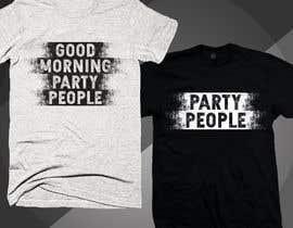 #252 za T-Shirt Design od Rezaulkarimh