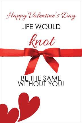 """Intrarea #640 pentru concursul """"Design the World's Greatest Valentine's Day Greeting Card"""""""