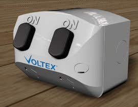 #7 za Industrial Design/ asthetics of a weatherproof outlet od bilro