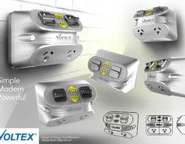 #18 za Industrial Design/ asthetics of a weatherproof outlet od mazyarraoof