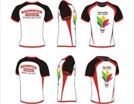 #23 za T-shirt Design for Badminton Tournament od EDUARCHEE