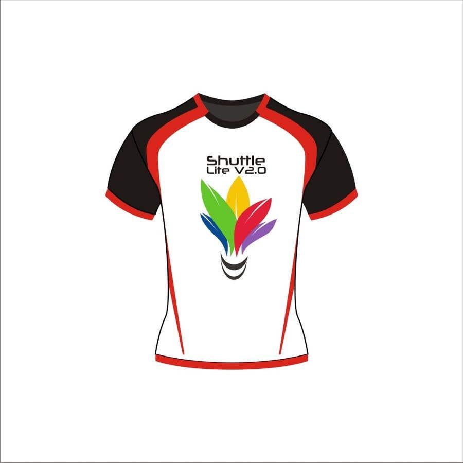 ccf5b93e Entry #24 by EDUARCHEE for T-shirt Design for Badminton Tournament ...