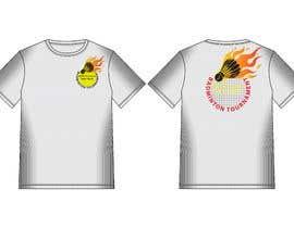 #19 za T-shirt Design for Badminton Tournament od hmahedi640