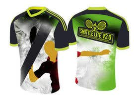 #29 za T-shirt Design for Badminton Tournament od JunrayFreelancer