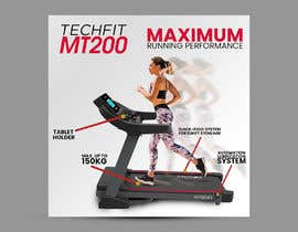 #85 za Graphic design for fitness products od ephdesign13