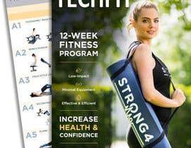 #82 za Graphic design for fitness products od milonartgallery