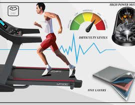 #86 za Graphic design for fitness products od SUDHERSHANR
