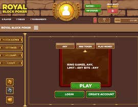 #12 untuk Re-skin My Poker Online Poker System UI oleh Mosharaf10