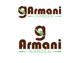 #339 for Armani Garden Logo by honourdesign