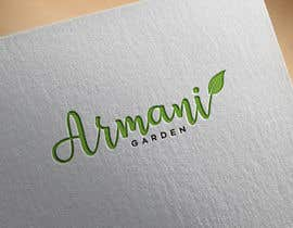 #557 for Armani Garden Logo by TanvirMonowar