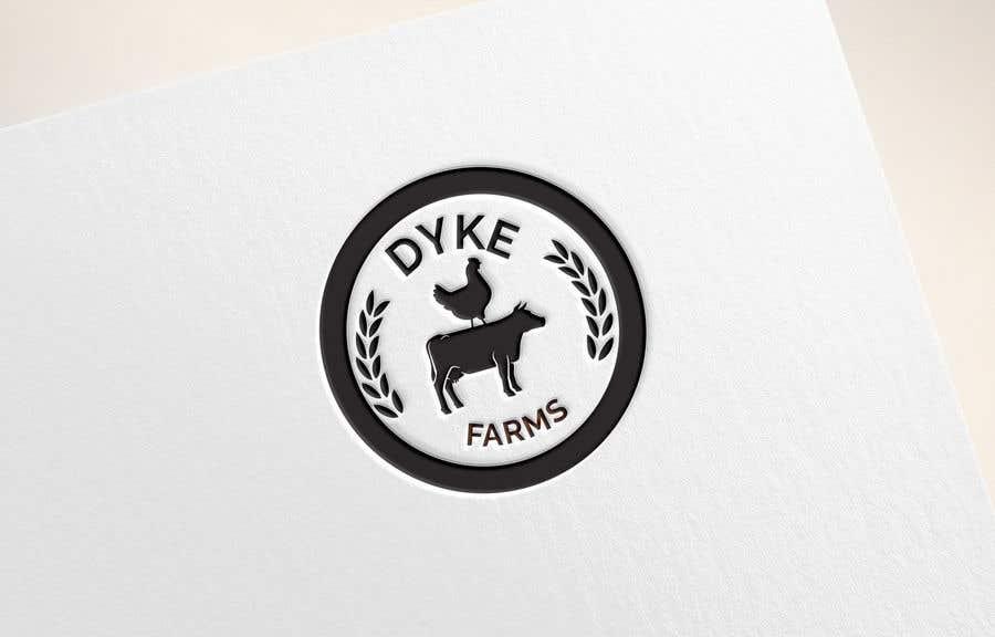 """Intrarea #47 pentru concursul """"I need a farm business logo"""""""