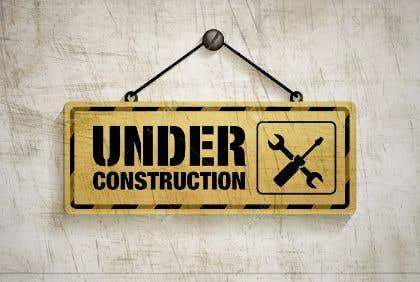 """Intrarea #5 pentru concursul """"Under Construction Background Image"""""""