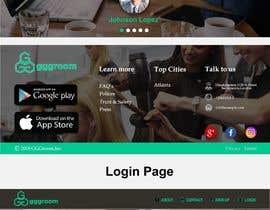#10 untuk Website re-design - New look, Same colors oleh limoncse1
