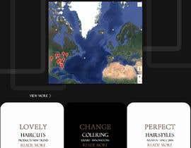 #2 untuk Website re-design - New look, Same colors oleh tusharkirpa