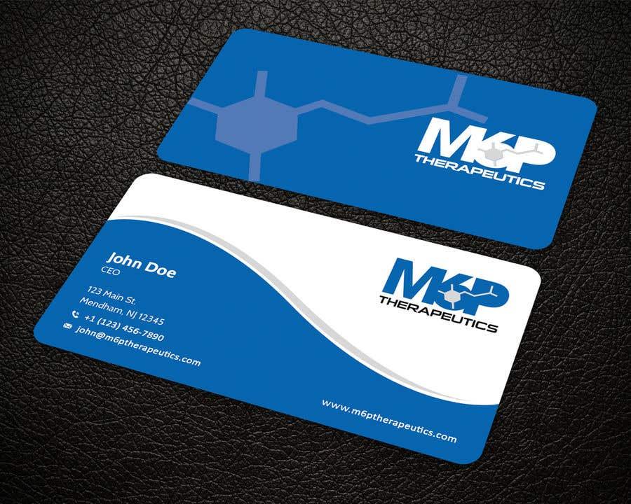 Inscrição nº 76 do Concurso para Design a business card