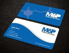 #76 para Design a business card por aminur33