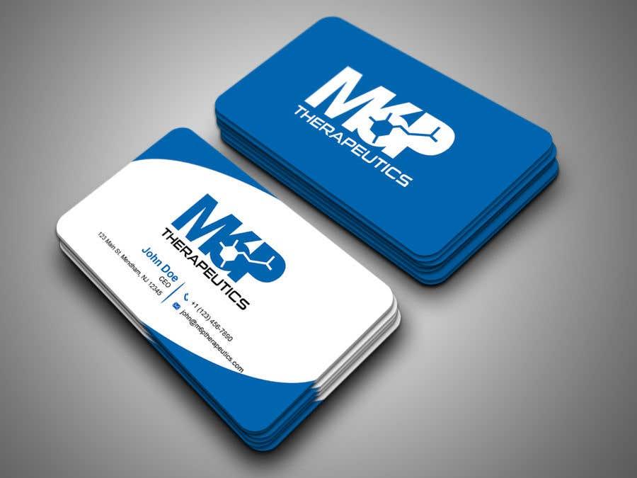 Inscrição nº 227 do Concurso para Design a business card