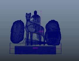 #9 untuk 3D-Model a relief for 3D-Printing oleh imranmeerza