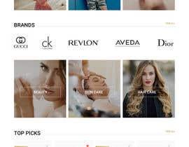 nº 22 pour Make Over Our eCommerce Site par syrwebdevelopmen