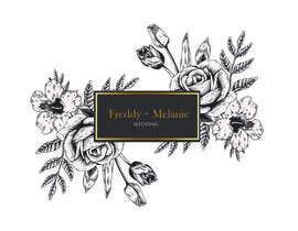 #58 for Wedding Logo af mariamluso