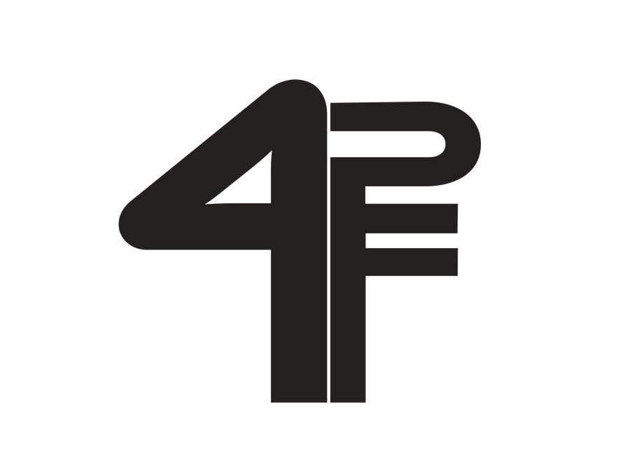 """Intrarea #1319 pentru concursul """"""""4PF"""" Logo"""""""