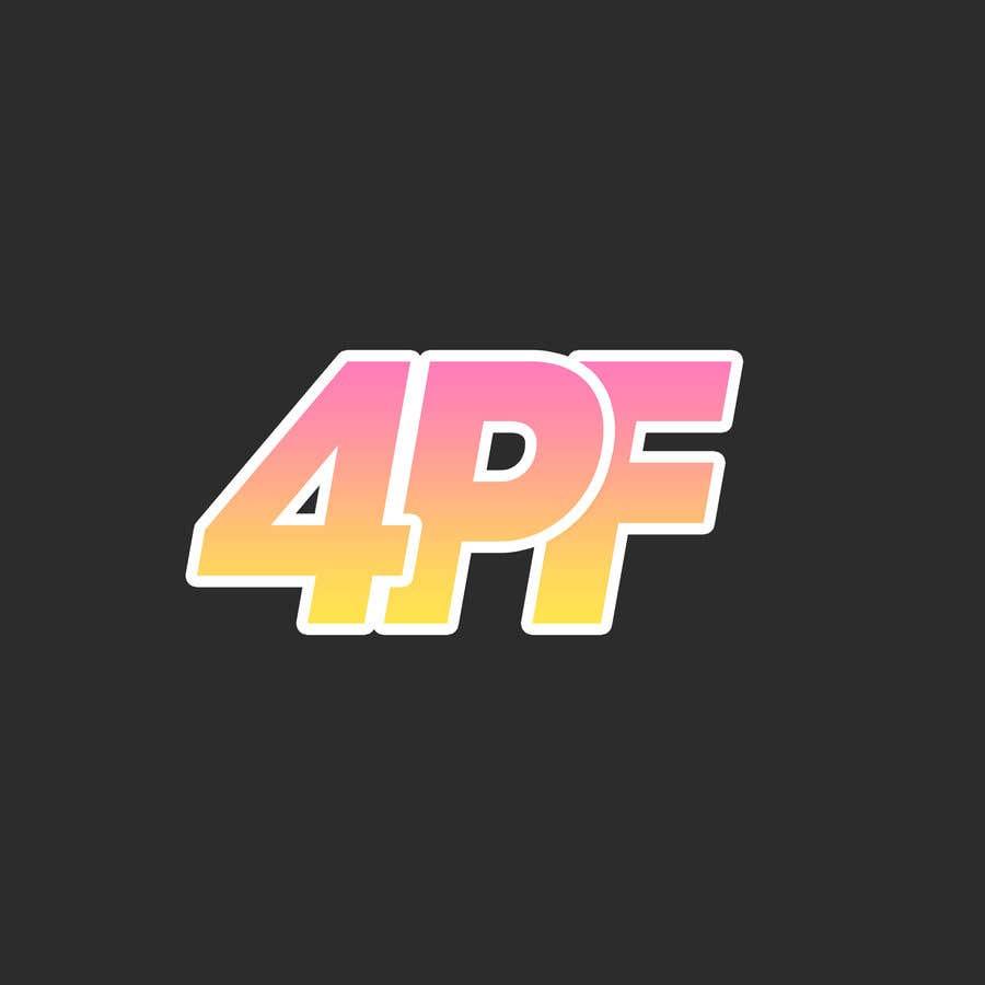 """Intrarea #560 pentru concursul """"""""4PF"""" Logo"""""""