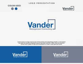 #839 for Vander Management Consulting logo/stationary/branding design by almamuncool