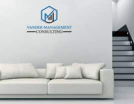 #798 for Vander Management Consulting logo/stationary/branding design by lalonazad1990