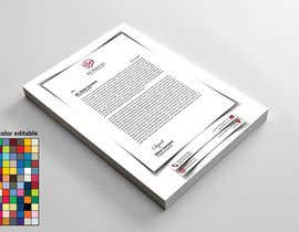nº 24 pour Letterhead (2 different ones) $20 each need DOCX, PDF & AI file. Very very easy! par sajeebhasan177