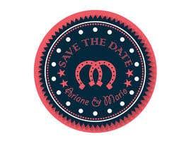 vilas42 tarafından Wedding: Logo & Save the date için no 80