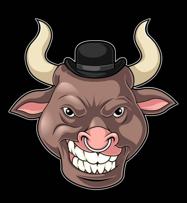 Contest Entry #67 for bull caricature