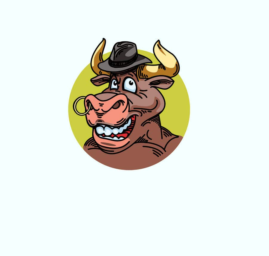 Contest Entry #80 for bull caricature
