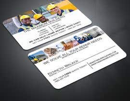 #10 for design double sided business cards - construction by Sonaliakash911