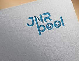 #44 untuk I've been in business for 10 years.  So I'm wanting it switch up my logo.  I uploaded my old logo.  The name of my business is JNR Pools.  I specialize in inground swimming pools. oleh casignart