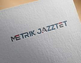 #111 pentru Metrik Jazztet Logo de către omorsunny