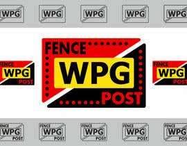 nº 24 pour Logo Design for Winnipeg Fence Post par ss2277