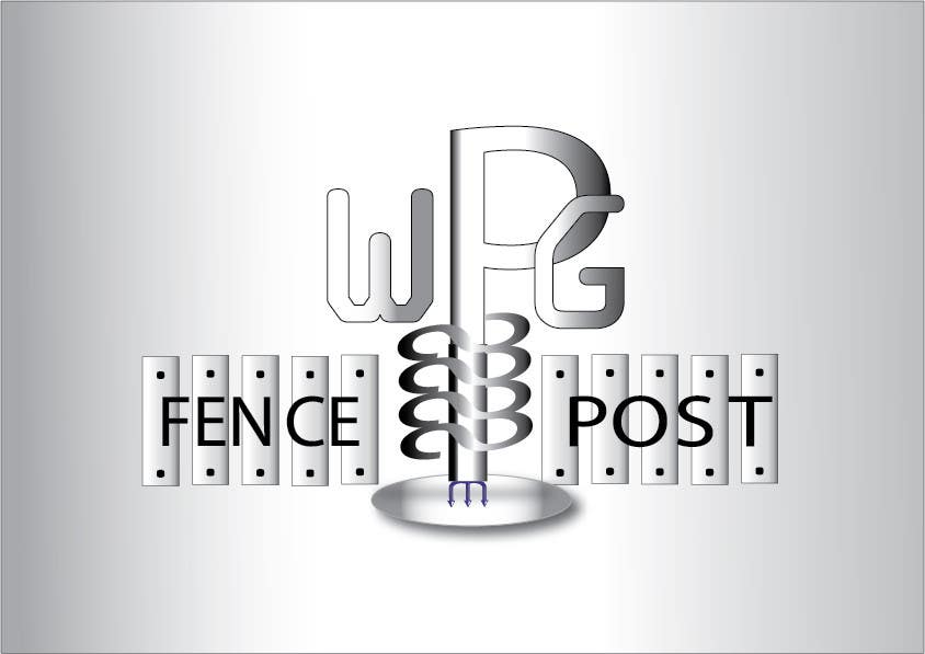 Proposition n°                                        2                                      du concours                                         Logo Design for Winnipeg Fence Post