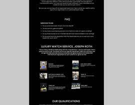 #12 for Website PSD Design is needed by ephdesign13