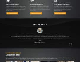 #31 for Website PSD Design is needed by saidesigner87