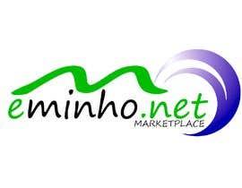 #24 para Criar Logotipo para marketplace local por caalgoncalves