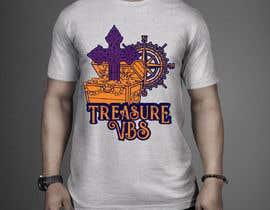 #107 untuk Design a Logo-Church Vacation Bible School Treasure Themed oleh Rezaulkarimh