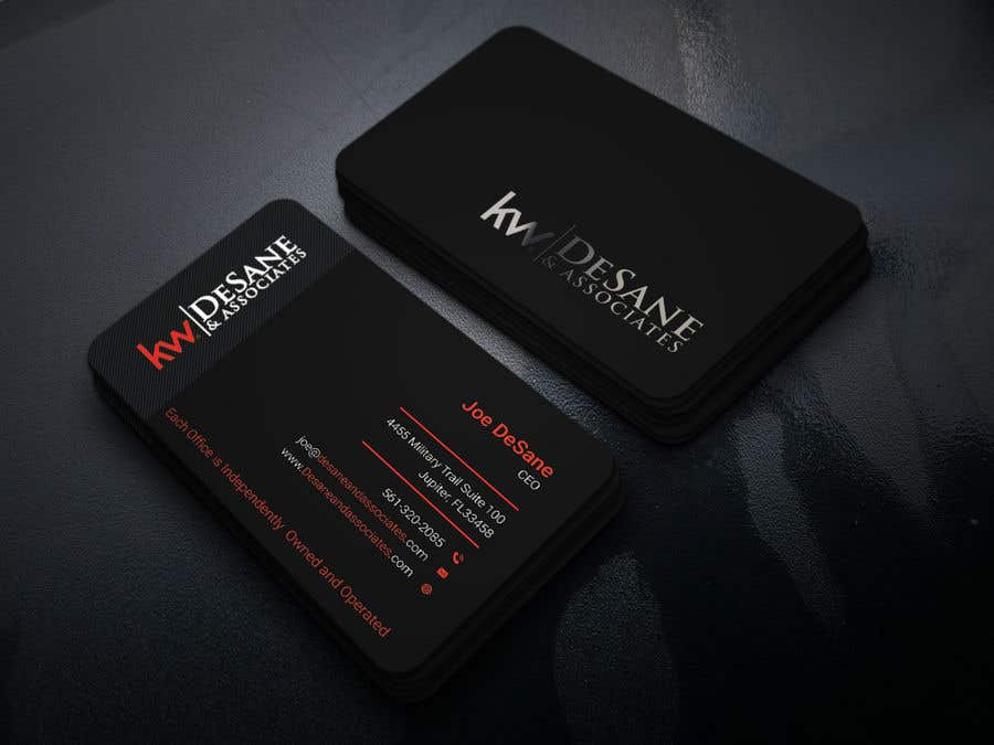 Contest Entry #338 for Modern Business Card Design