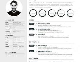 #15 for My CV, Graphic design av atta0315
