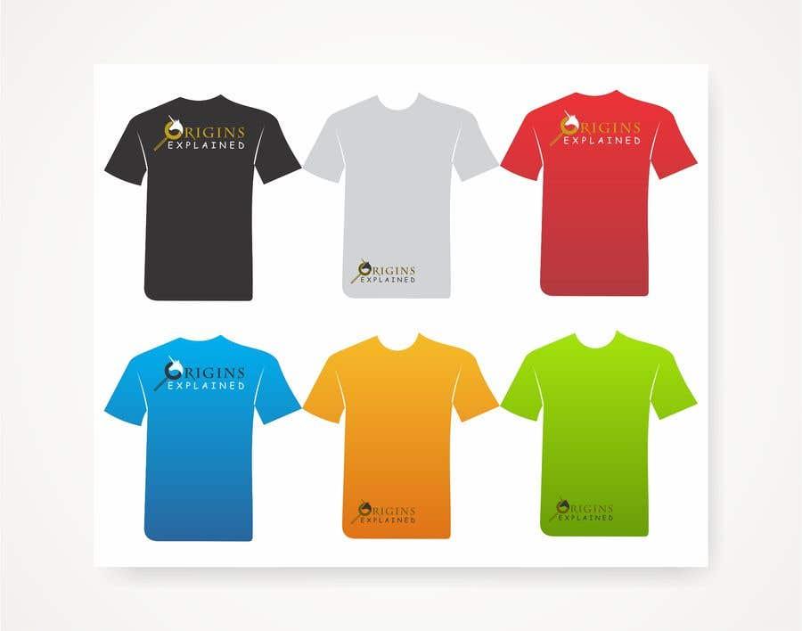 """Intrarea #21 pentru concursul """"Designs needed for Shirts"""""""