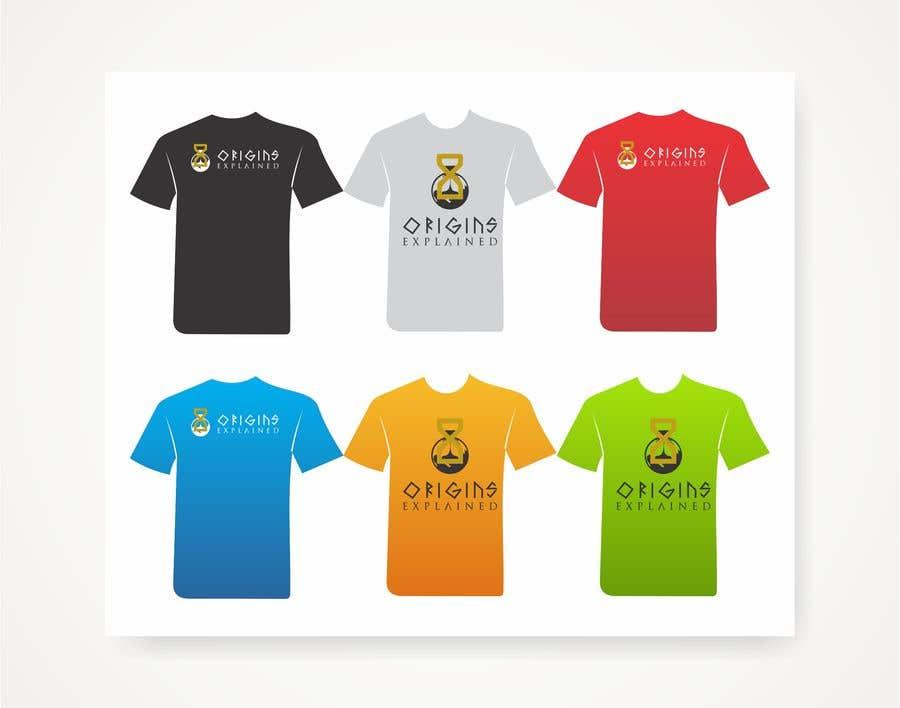 """Intrarea #22 pentru concursul """"Designs needed for Shirts"""""""