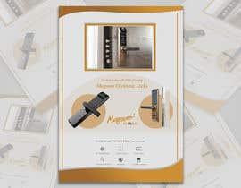 nº 12 pour Build a Product Brochure for Electronic Lock par kaanbasegmez